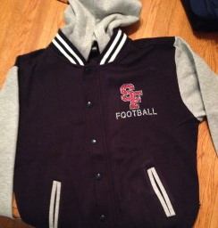 High School Jacket-Front